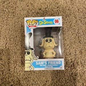 Dr. Seuss Sams Friend Funko Pop!